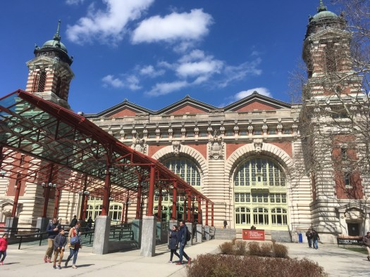 Ellis Island National Immigration Museum, New York