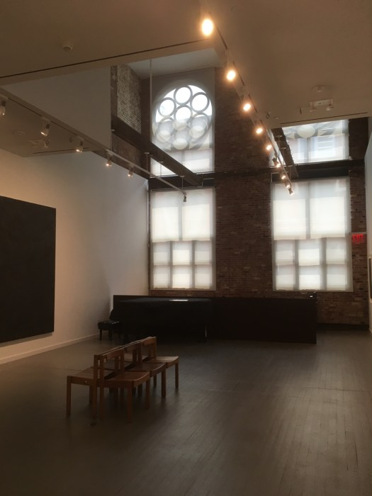 Resnick Foundation Interior