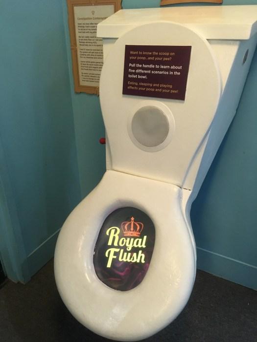 Children's Museum of Manhattan - Royal Flush
