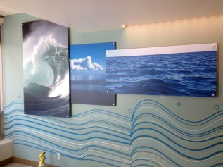 vinyl wall graphics in Yonkers NY