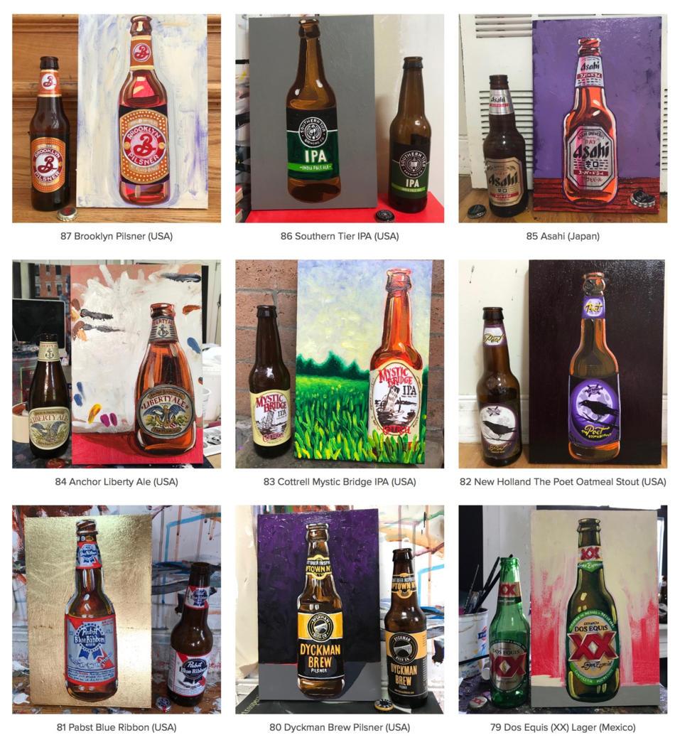 99 Bottles Tom Sanford At Gitler GothamToGo