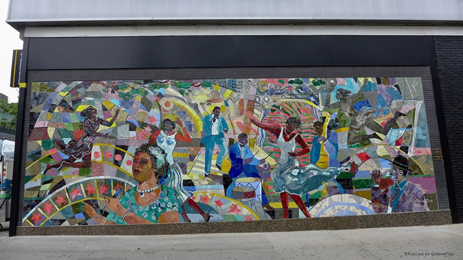 Spirit of Harlem Mural