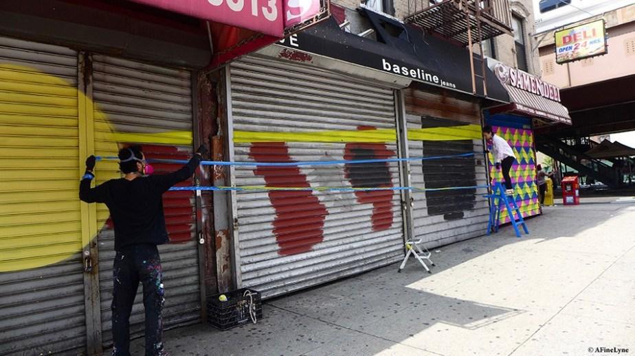 100 Gates in East Harlem