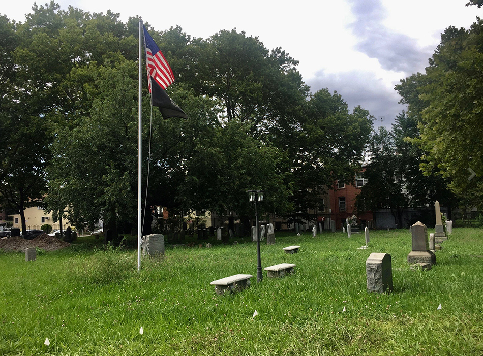 NYC Parks + Green-Wood Experts to Preserve Old Gravesend