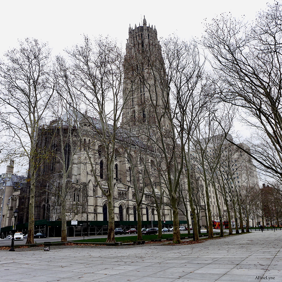 Riverside Church Open's Bell Tower Tours to Public!