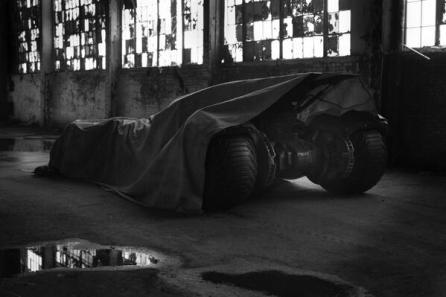Batmobile Tarpaulin