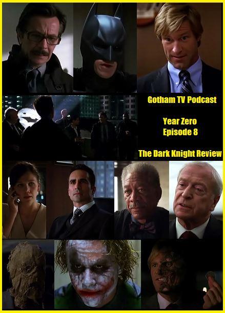 the dark knight tv series