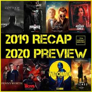 TV Podcast Industries 2019 Recap