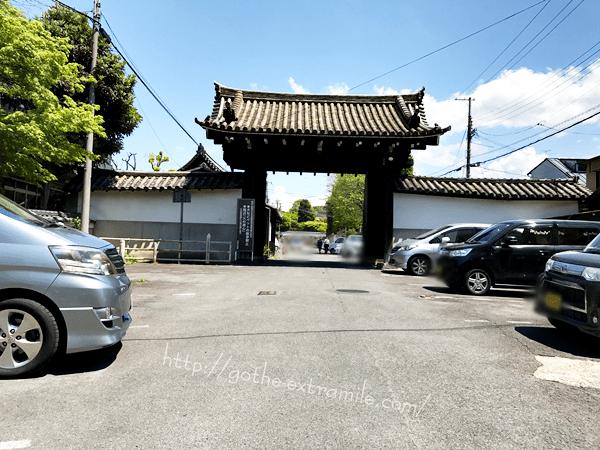 東福寺 北大門