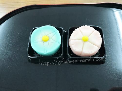 和菓子作り 体験