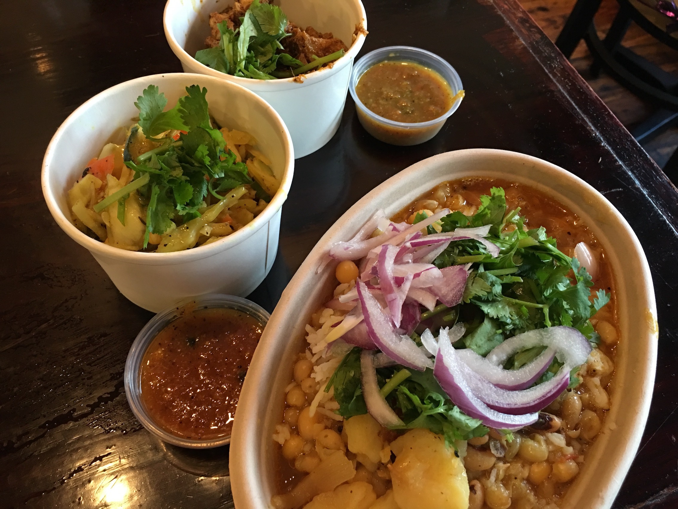 Bridges Nepali Cuisine Go There Try That
