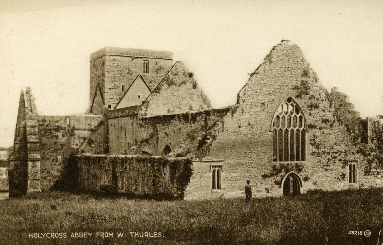 Holycross Abbey, Thurles, County Tipperary - Pre Restoration