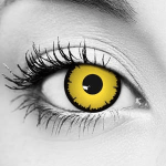 Gothika Angelic Yellow Lenses