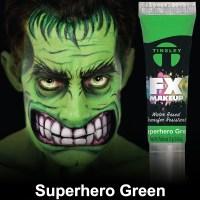 Superhero Green paint