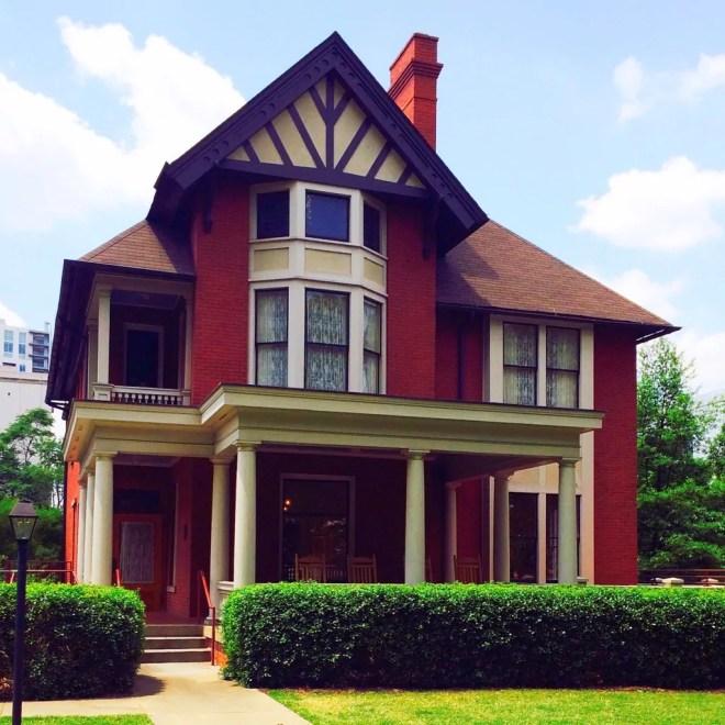 The Margaret Mitchell House in Atlanta, Georgia