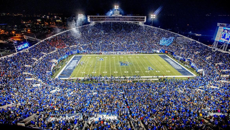 Liberty Bowl Memorial Stadium - Facilities - University of Memphis Athletics
