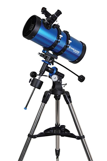 Telescopio Meade Polaris Reflector 127mm Ecuatorial
