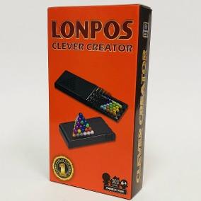 juego de destreza: lonpos Clever Creator