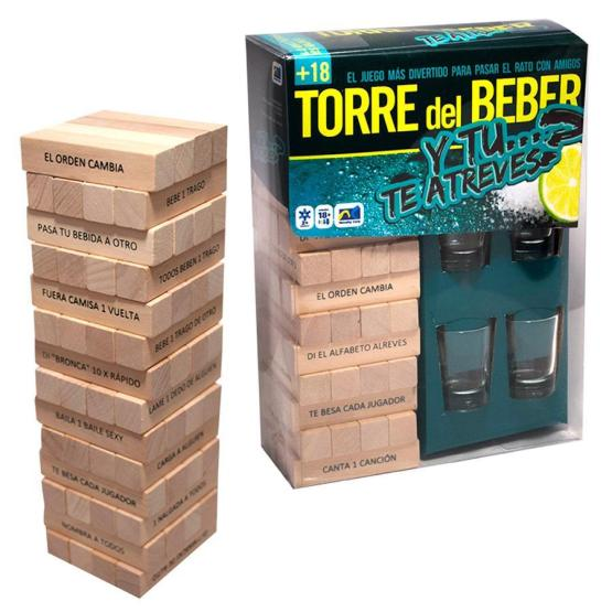 TORRE DEL BEBER RO-1018 *SOBRE PEDIDO*