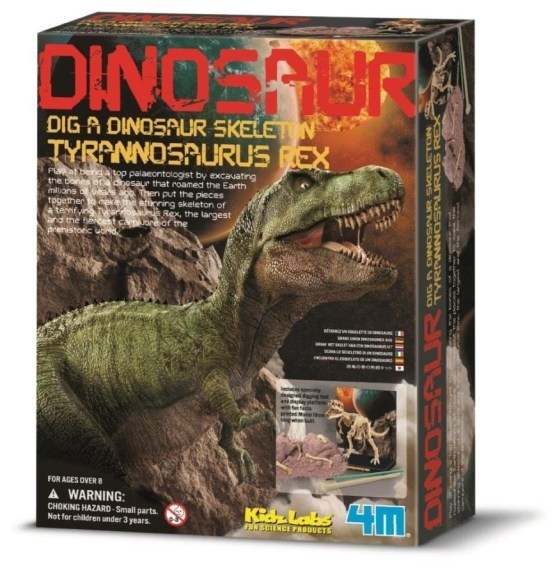 Set de Excavación Tiranosaurio Rex / Kidz Labs