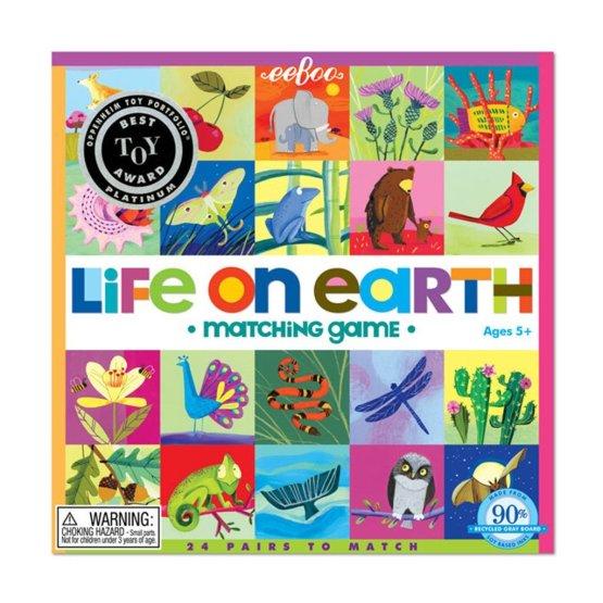 Memoria Eeboo: Vida En La Tierra