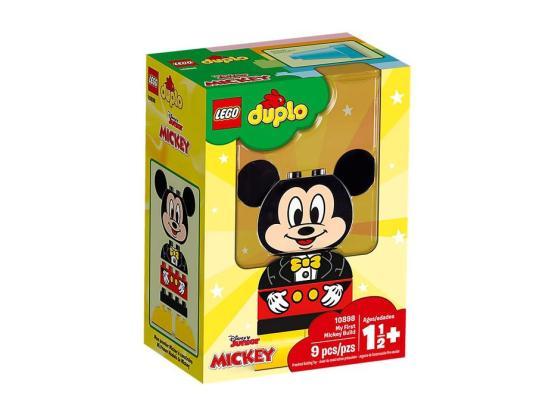 LEGO DUPLO Mi Primer Modelo de Mickey 10898
