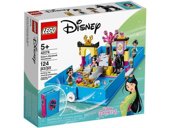LEGO DISNEY PRINCESS CUENTOS E HISTORIAS: MULÁN 43174