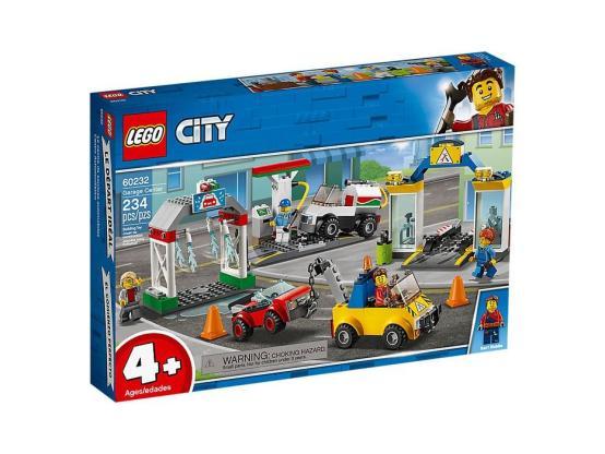 LEGO City Town Centro Automovilístico 60232