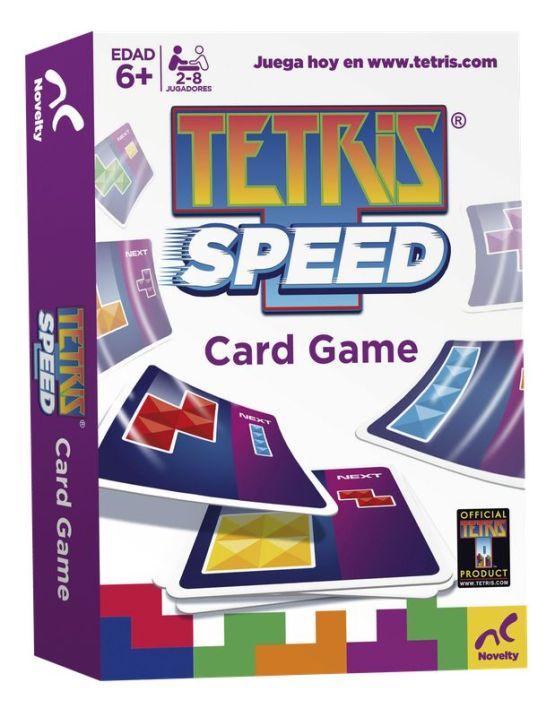 Tetris Speed Card Game