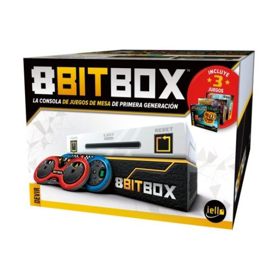 8 Bit Box(SOBRE PEDIDO)