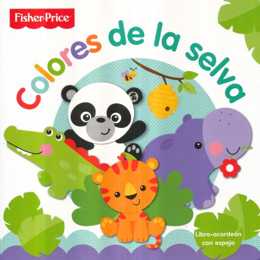COLORES DE LA SELVA FISHER PRICE