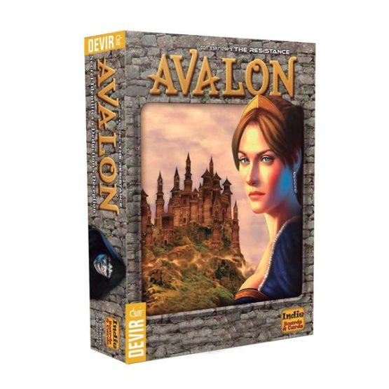 Avalon: La Resistencia (Sobre pedido)