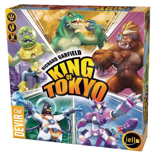 King of Tokyo 2016 ESPAÑOL (MODELO 22389)