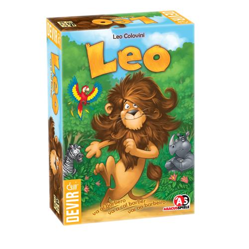 Juego de Memoria: Leo