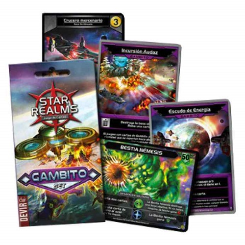 Star Realms Gambito (Display)