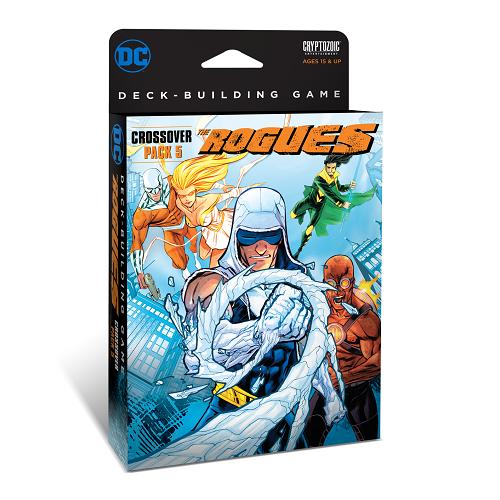 DC Comics Deck-Building Game: Crossover Pack 5 – The Rogues INGLÉS (SOBRE PEDIDO)