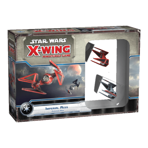 Star Wars: X-Wing – Imperial Aces Expansion Pack (SWX21) (sobre pedido)
