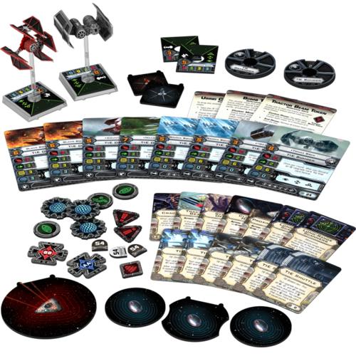 Star Wars X-Wing: Imperial Veterans (SWX52) (Sobre pedido)