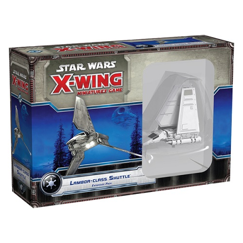Star Wars X-Wing: Lambda-class Shuttle Expansion Pack (SWX13) (sobre pedido)