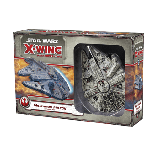Star Wars X-Wing: Millenium Falcon Expansion (SWX06) (sobre pedido)