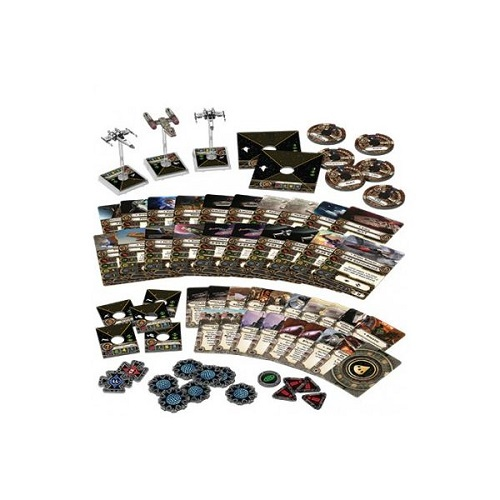 Star Wars X-Wing: Most Wanted Expansion Pack (SWX28) (sobre pedido)
