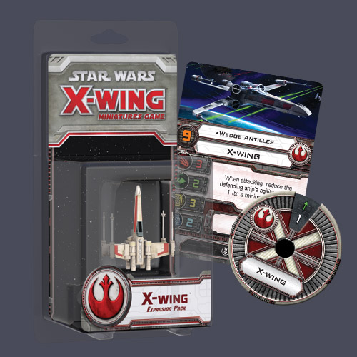 Star Wars X-Wing: X-Wing Expansion Pack (SWX02) (sobre pedido)