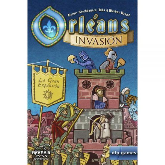 Orleans: Invasion Expansion – ESPAÑOL(SOBRE PEDIDO)