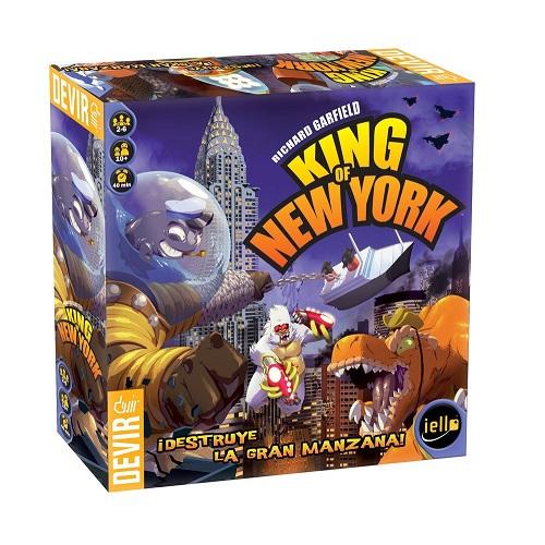 King of Tokyo/New York: King Kong – INGLES (SOBRE PEDIDO)