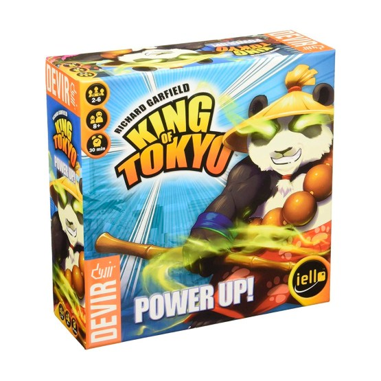 King of Tokyo: Power Up! Expansión – ESPAÑOL
