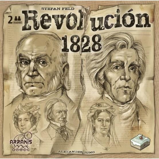 Revolución 1828 – ESPAÑOL(SOBRE PEDIDO)