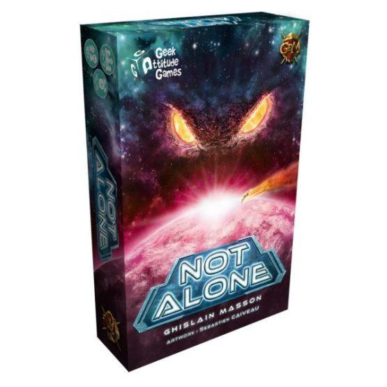 Not Alone – ESPAÑOL (SOBRE PEDIDO)