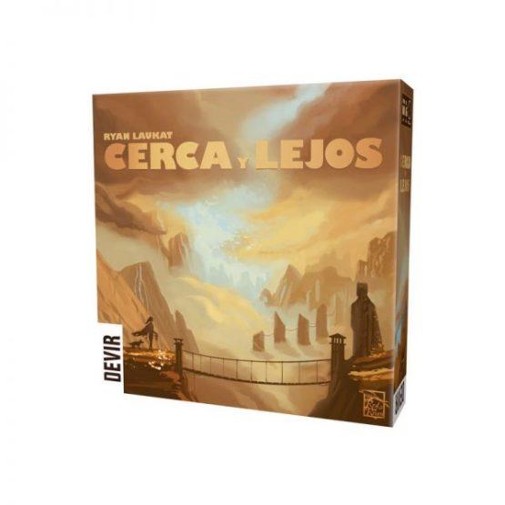 Cerca y Lejos (SOBRE PEDIDO)