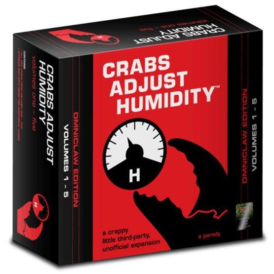 Crabs Adjust Humidity – INGLÉS (SOBRE PEDIDO)