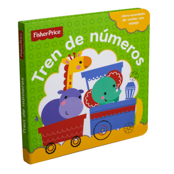 TREN DE NUMEROS FISHER PRICE